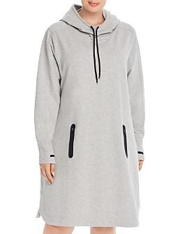 Marc New York Plus - Hoodie Dress