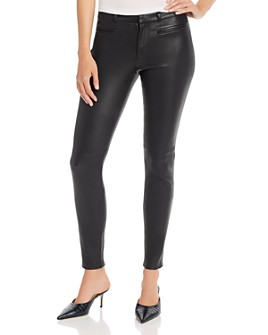 Equipment - Sylvanna Skinny Leather Pants