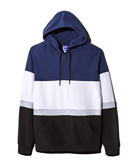 Pacific & Park - Color-Block Hooded Sweatshirt - 100% Exclusive