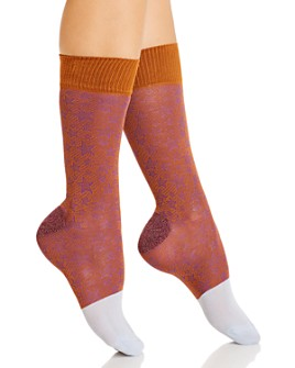 Happy Socks - Lucia Mid High Socks