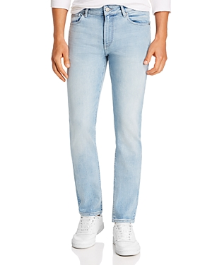 DL1961 Nick Slim Fit Jeans in Cloud Burst-Men