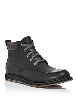 Men's Geox U Blade E Boot Brown Leather SZ 12.5 MSRP 235