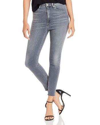 rag & bone - Jane Super High-Rise Skinny Jeans in Dexter