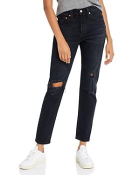 Levi's - 501 Skinny Jeans in Wild Bunch