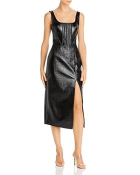 David Koma - Sleeveless Midi Dress