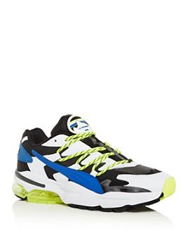 PUMA - x Les Benjamins Men's Cell Alien Low-Top Sneakers