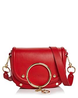 See by Chloé - Mara Leather Shoulder Bag