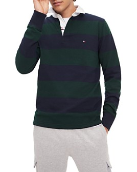 Tommy Hilfiger - Iconic Block-Stripe Rugby Shirt