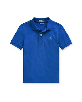 Ralph Lauren - Boys' Earth Polo, Little Kid - 100% Exclusive