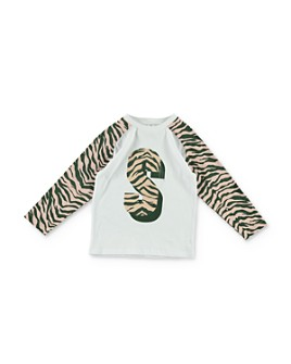 Stella McCartney - Girls' Zebra Print Sweatshirt - Big Kid