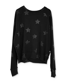 Terez - Girls' Star Print Sweatshirt - Big Kid