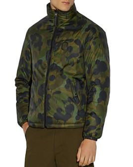 COACH - Reversible Camo Puffer Jacket