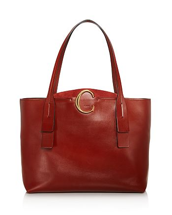 Chloé - Leather Tote