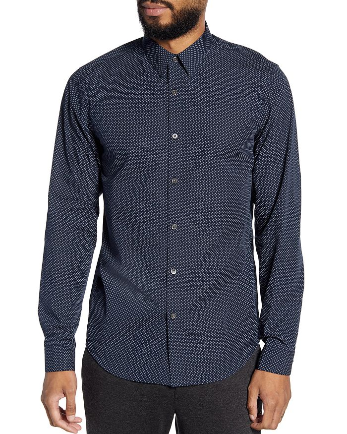 Theory - Irving Hyde Slim Fit Shirt