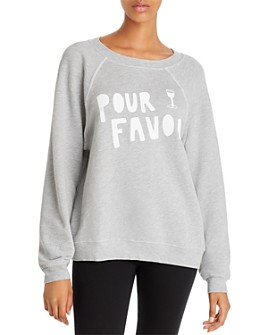 WILDFOX - Sommers Pour Favor Sweatshirt