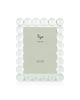 "Tizo - Crystal Single Bubble Frame, 5"" x 7"""