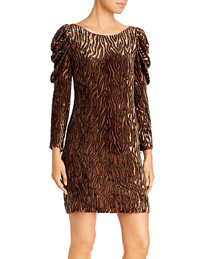 Elie Tahari Dresses ALEX ANIMAL-PRINT DRESS
