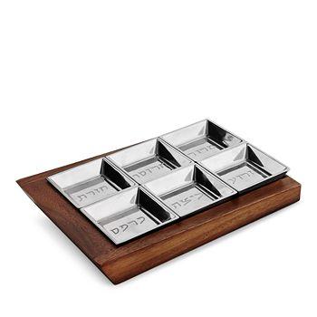Nambé - Geo Seder Plate