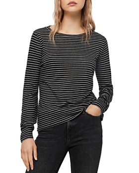 ALLSAINTS - Esme Striped Tee