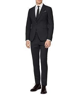 REISS - Purdue Plain Slim Fit Suit