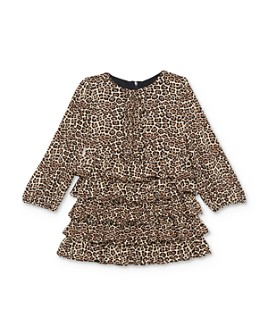 Bardot Junior - Girls' Tia Rara Leopard Print Dress - Big Kid