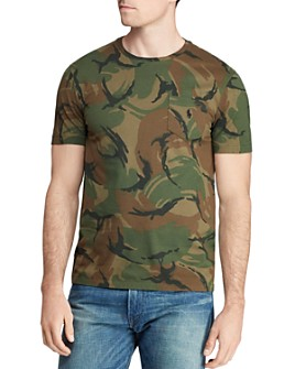 Polo Ralph Lauren - Custom Slim Fit Camo Tee