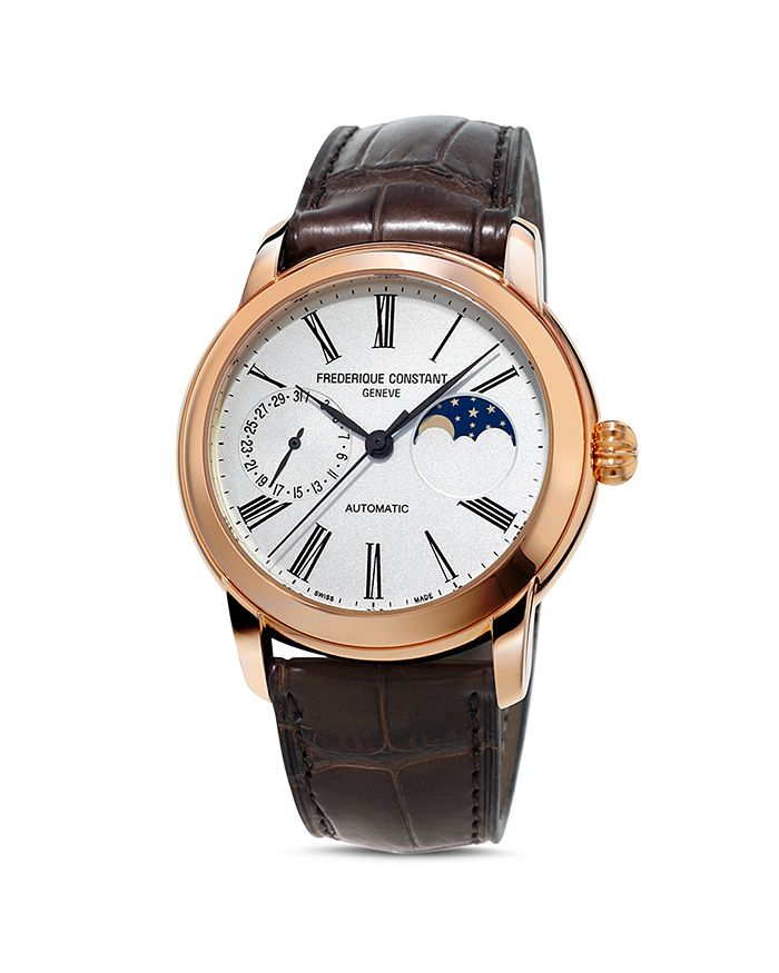 Frederique Constant - Classic Moonphase Watch, 42mm