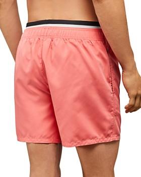 Ted Baker - MMC-Brany Logo Drawstring Swim Shorts
