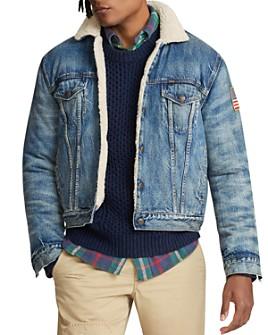 Polo Ralph Lauren - Fleece-Lined Denim Jacket