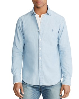 Polo Ralph Lauren - Chambray Classic Fit Shirt