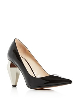 MARC JACOBS - Women's The Pump Pointed-Toe Pumps