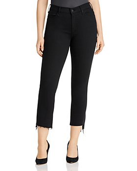 MOTHER - Insider High Rise Cropped Step Hem Jeans in Not Guilty