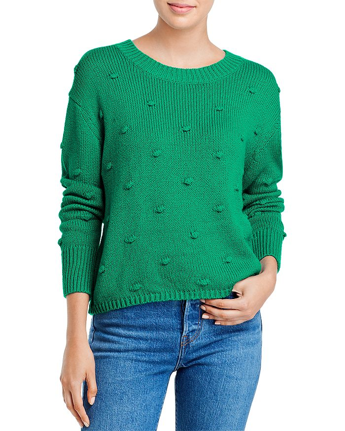 525 America - Bobble-Stitch Sweater