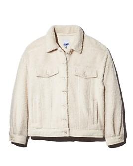 SJYP - Fleece Jacket