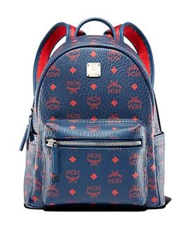 MCM - Stark Visetos Medium Backpack