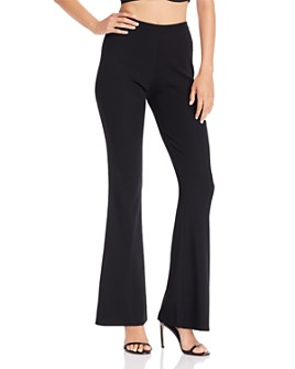 Tiger Mist - Lucy Ribbed Flared Pants