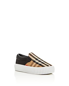 Burberry - Unisex Erwin Slip-On Sneakers - Toddler, Little Kid