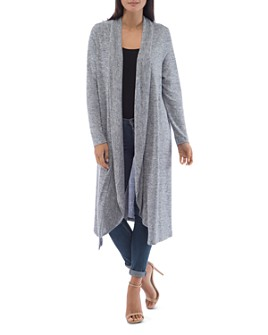 B Collection by Bobeau - Binx Duster Cardigan