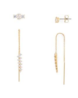 Nadri - Mila Drop & Stud Earrings, Set of 2