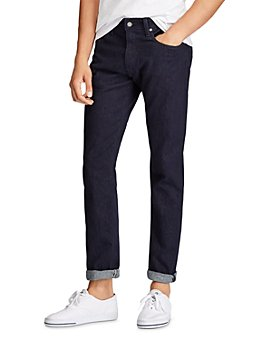 Polo Ralph Lauren - Hampton Relaxed Straight Fit Jeans in Dark Miller