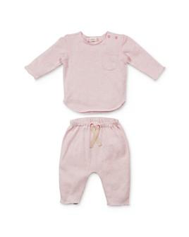 EGG new york - Girls' Bobbi Knit Top & Pants Set - Baby