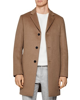 REISS - Gable Epsom Regular Fit Overcoat