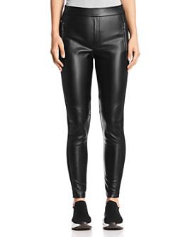 Bailey 44 - Frances Faux Leather & Ponte Pants