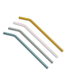 Villeroy & Boch - Glass Straws, Set of 4