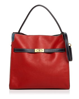 Tory Burch - Lee Radziwill Double Bag Satchel