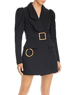 Acler - Alameda Asymmetric Blazer Dress