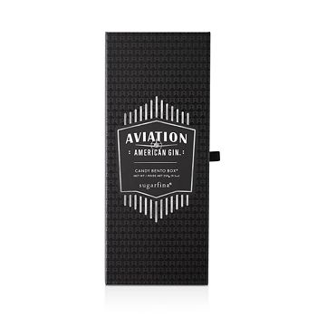 Sugarfina - Aviation Gin Candy Bento Box, 3 Piece