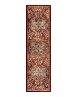 """Palmetto Living - Alexandria Serapi Area Rug, 2'2"""" x 8'"""