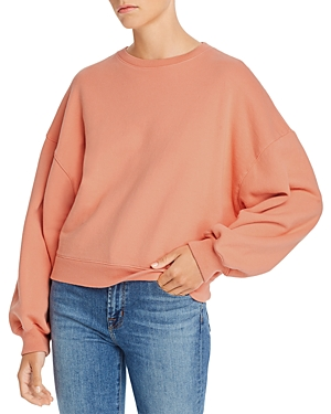 Agolde BALLOON SLEEVE SWEATSHIRT