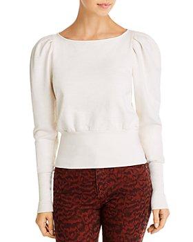 AG - Puff Sleeve Sweater